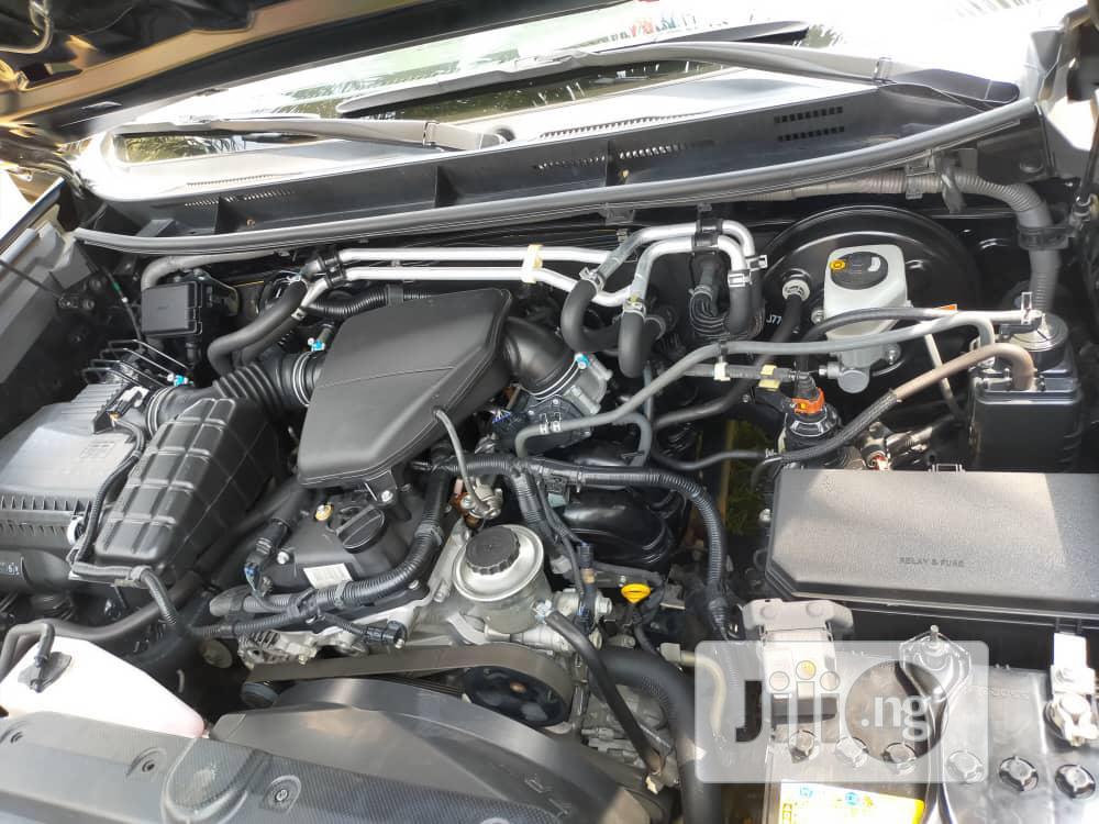 Toyota Land Cruiser Prado 2019 Black | Cars for sale in Central Business Dis, Abuja (FCT) State, Nigeria