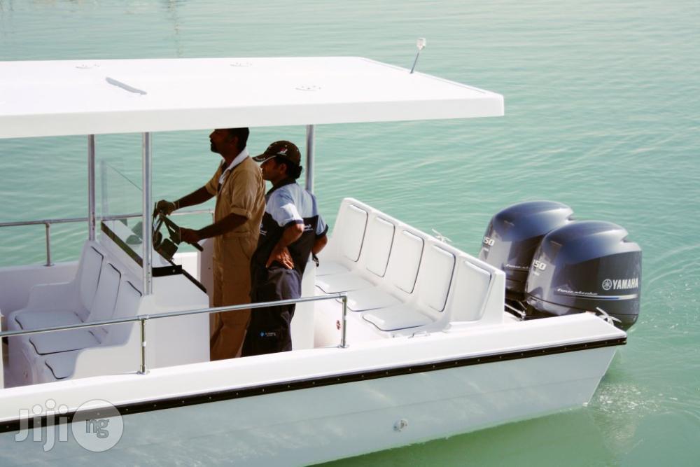 Archive: Transporter 32 Passenger Boat