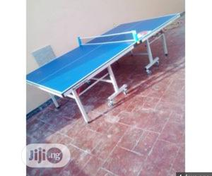 Outdoor Table Tennis Board | Sports Equipment for sale in Edo State, Benin City