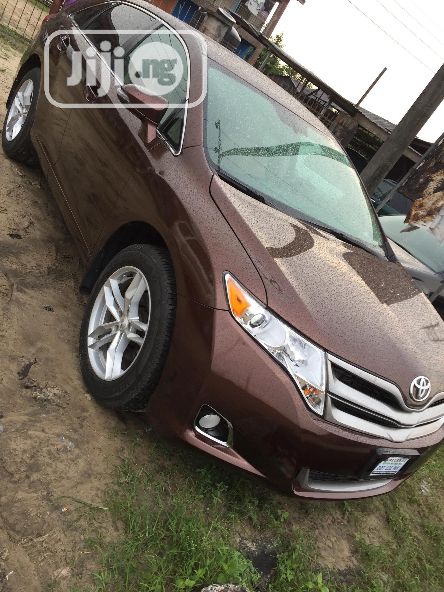 Toyota Venza 2014 Brown   Cars for sale in Warri, Delta State, Nigeria