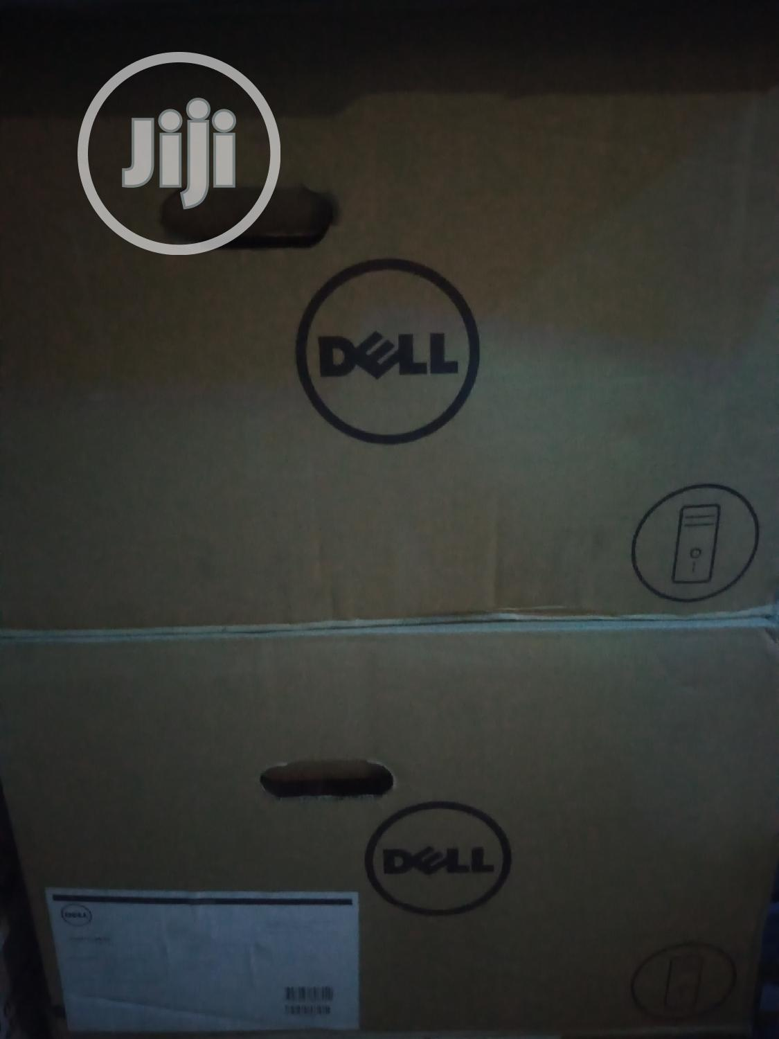New Desktop Computer Dell 4GB Intel 500GB | Laptops & Computers for sale in Lagos Island (Eko), Lagos State, Nigeria