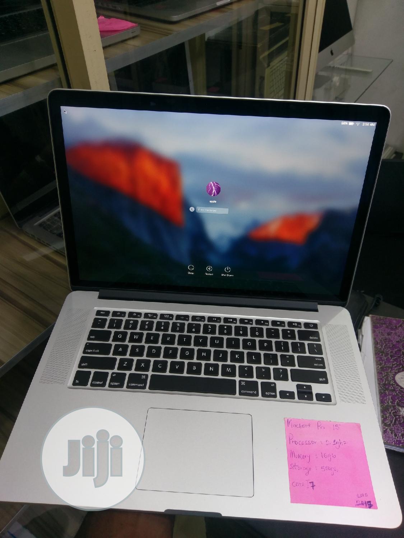 Archive: Laptop Apple MacBook Pro 16GB Intel Core I7 HDD 500GB