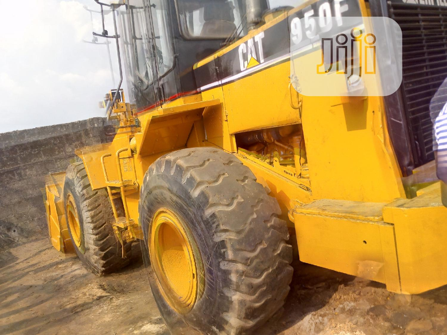 950F Payloader For Sale | Heavy Equipment for sale in Port-Harcourt, Rivers State, Nigeria