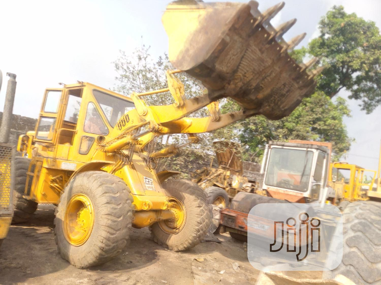 950C Payloader For Sale   Heavy Equipment for sale in Port-Harcourt, Rivers State, Nigeria