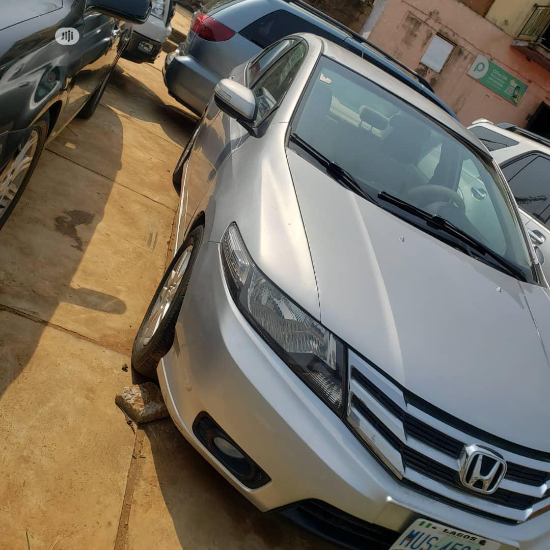 Honda City 2008 Silver | Cars for sale in Ikorodu, Lagos State, Nigeria