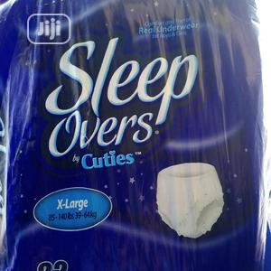 Boys and Girls Sleepover Diaper Pants | Baby & Child Care for sale in Lagos State, Gbagada