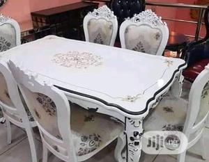 White Royal Dining Table   Furniture for sale in Lagos State, Ojo