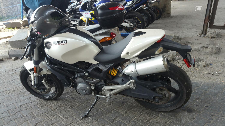 Ducati Sport Touring 2018 White