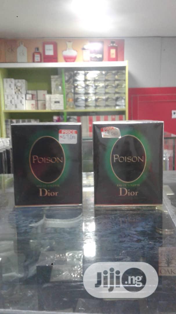 Christian Dior Women's Spray 100 Ml   Fragrance for sale in Ikeja, Lagos State, Nigeria