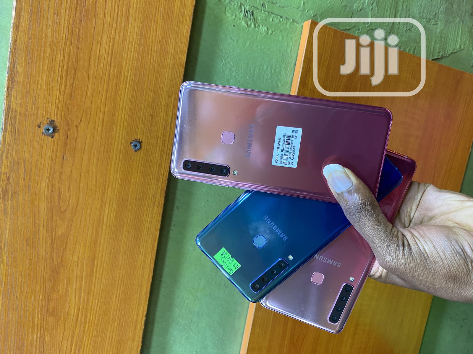 Samsung Galaxy A9 128 GB Pink