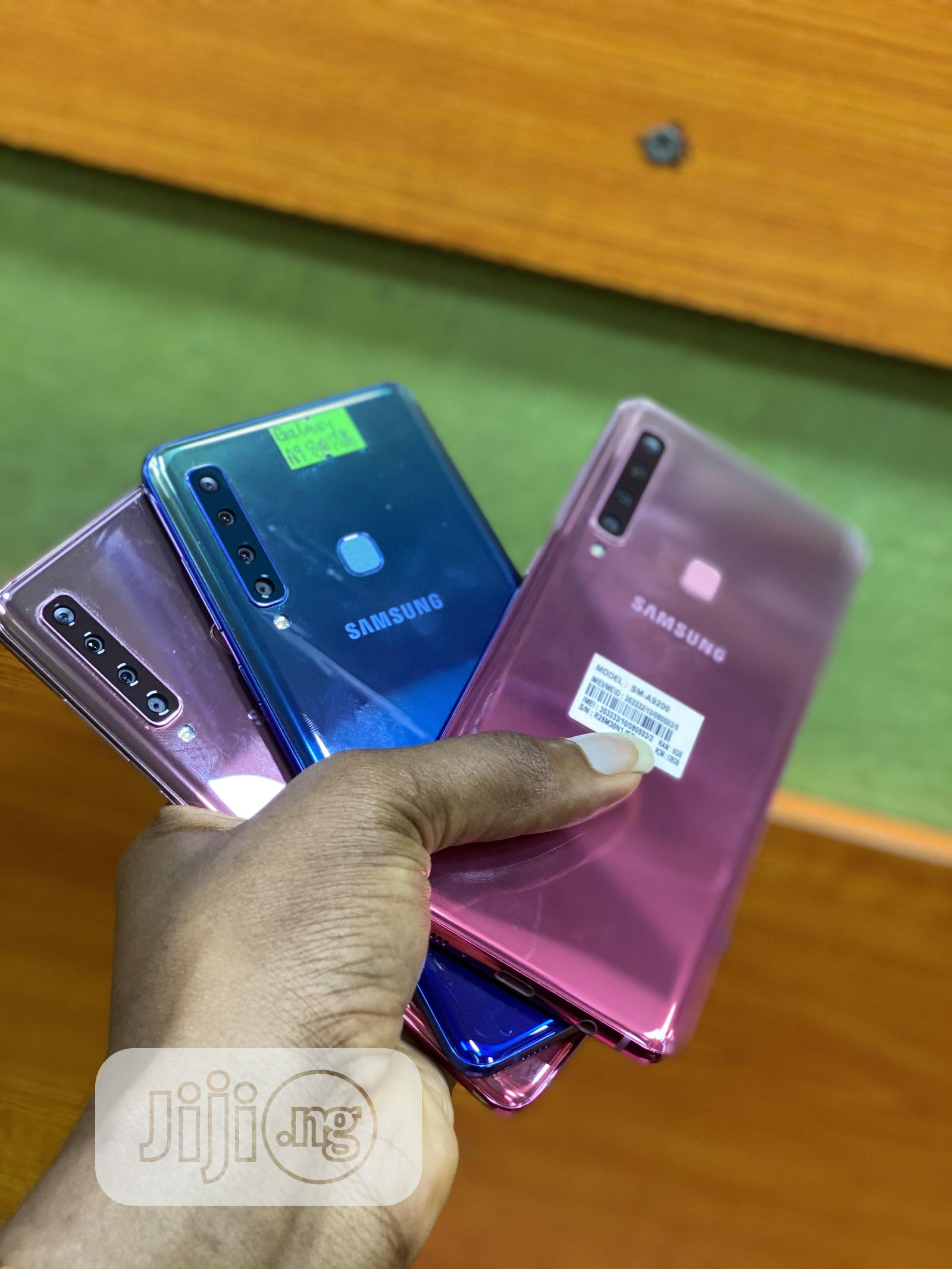 Samsung Galaxy A9 128 GB Pink | Mobile Phones for sale in Ikeja, Lagos State, Nigeria