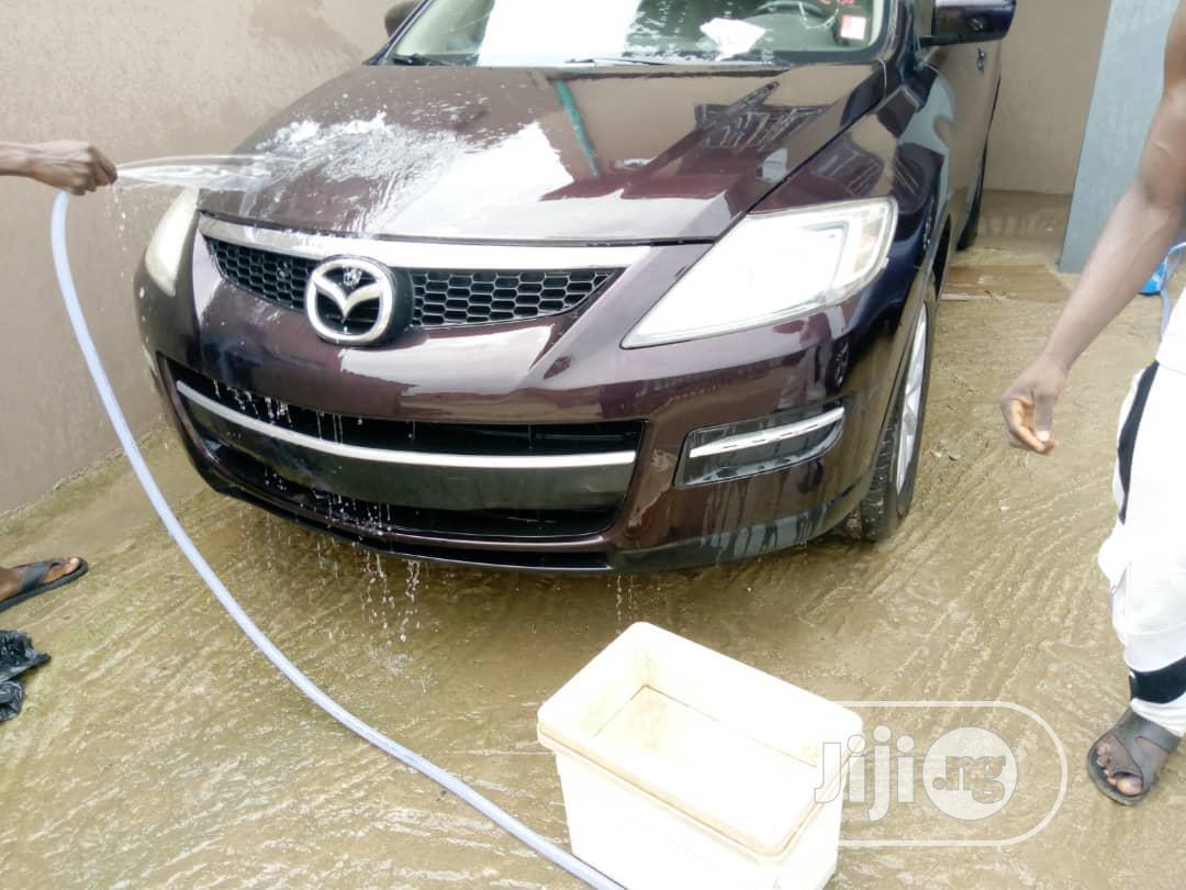 Mazda CX-9 2007 Brown   Cars for sale in Ikeja, Lagos State, Nigeria