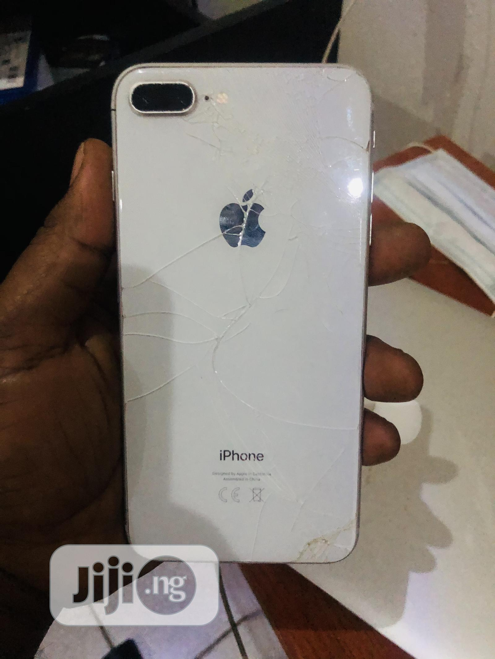 Apple iPhone 8 Plus 256 GB White | Mobile Phones for sale in Wuse 2, Abuja (FCT) State, Nigeria