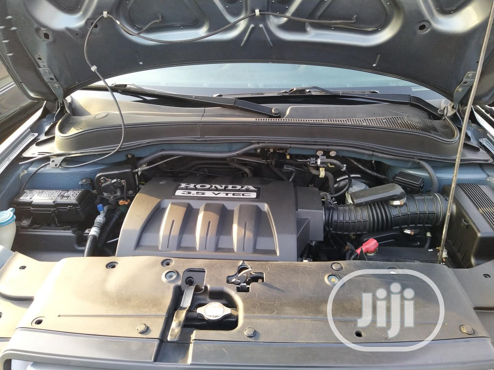 Archive: Honda Pilot 2007 EX-L 4x4 (3.5L 6cyl 5A) Silver