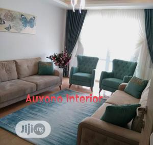Exquisite Auxano 7 Seater Sofa Set | Furniture for sale in Abuja (FCT) State, Wuse 2