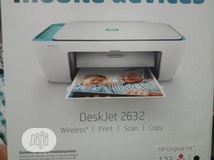 HP Deskjet 2632 Multifunction Printer (Print, Scan, Copy) | Printers & Scanners for sale in Lagos State, Ikeja