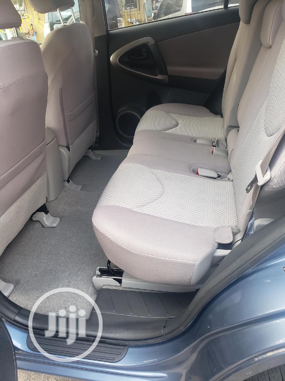 Archive: Toyota RAV4 2007 Sport V6 4x4 Blue
