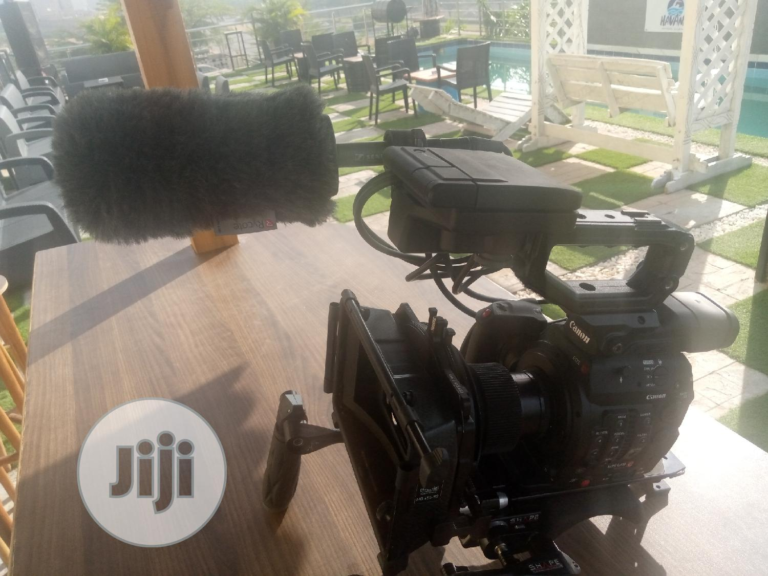 Cinematography 📽 | Arts & Entertainment CVs for sale in Wuse 2, Abuja (FCT) State, Nigeria