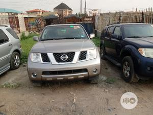 Nissan Pathfinder 2005 LE 4x4 Gray | Cars for sale in Lagos State, Isolo