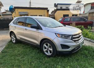 Ford Edge 2016 SE 4dr FWD (2.0L 4cyl 6A) Silver | Cars for sale in Lagos State, Ikeja