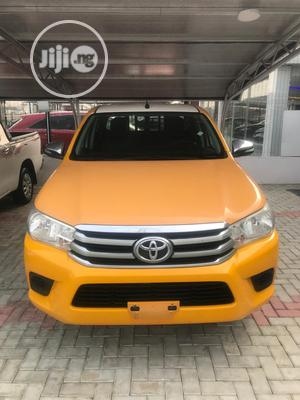 Toyota Hilux 2016 Yellow | Cars for sale in Lagos State, Lekki