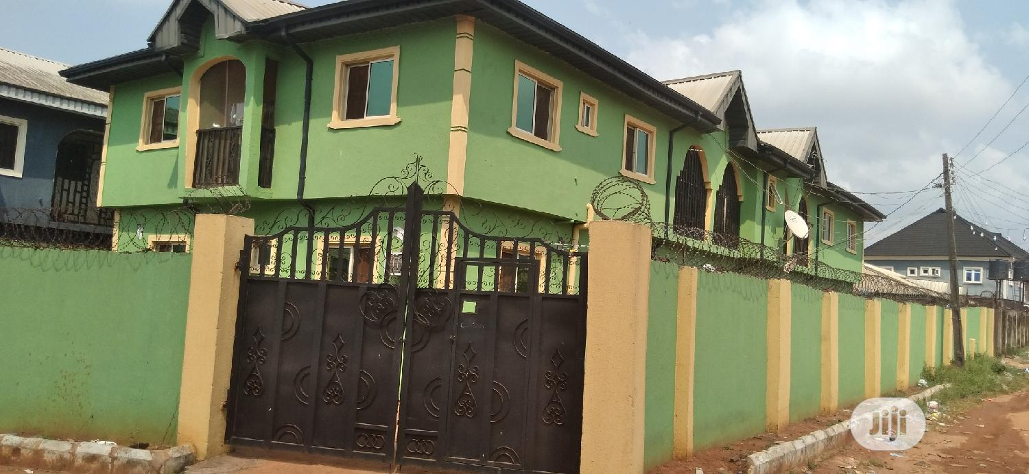 Archive: Well Built Standard 4flats on 50x100ft in Abuja Qtrs 4 Sale