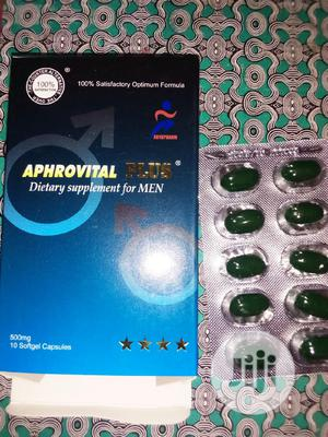 Aphrovital Plus Capsules | Sexual Wellness for sale in Lagos State, Alimosho