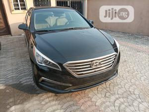 Hyundai Sonata 2015 Black | Cars for sale in Lagos State, Amuwo-Odofin