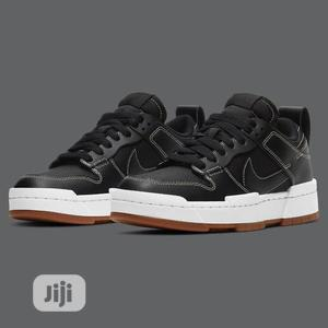 Nike Dunk Low District Black Gum   Shoes for sale in Lagos State, Lagos Island (Eko)