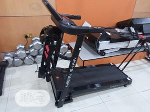 Motorized 2.5HP Treadmill   Sports Equipment for sale in Lagos State, Surulere