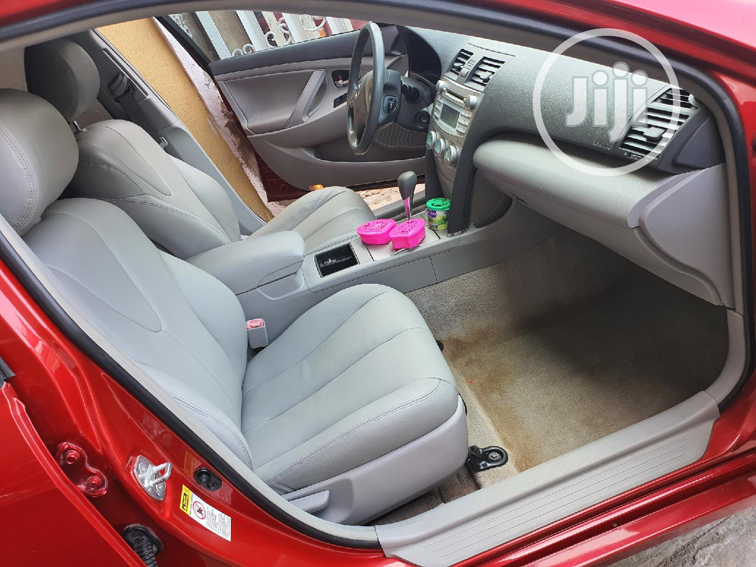Toyota Camry 2009 Red | Cars for sale in Surulere, Lagos State, Nigeria