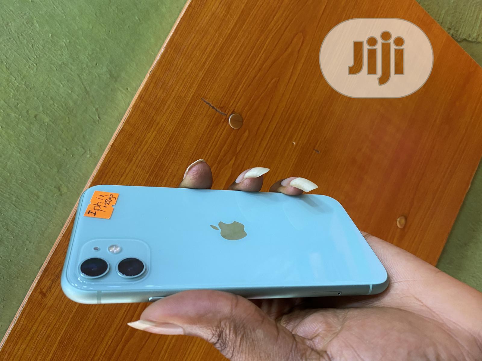 Apple iPhone 11 128 GB Green | Mobile Phones for sale in Ikeja, Lagos State, Nigeria