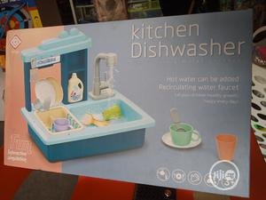 Kitchen Dishwasher Simulation Toy Set For Kids   Toys for sale in Lagos State, Ikeja