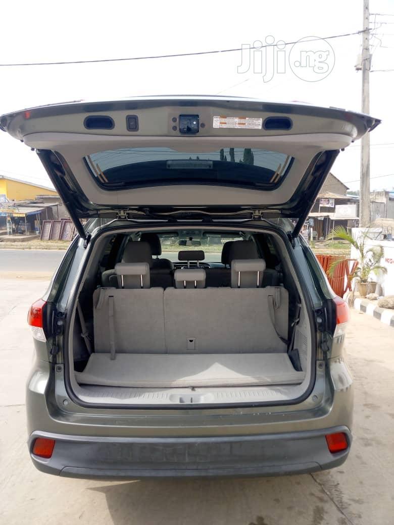 Toyota Highlander 2015 Green | Cars for sale in Ibadan, Oyo State, Nigeria