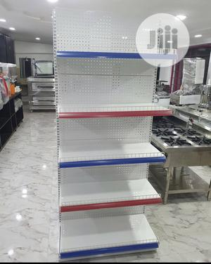 High Quality Steel Supermarket Shelves   Store Equipment for sale in Lagos State, Ikeja