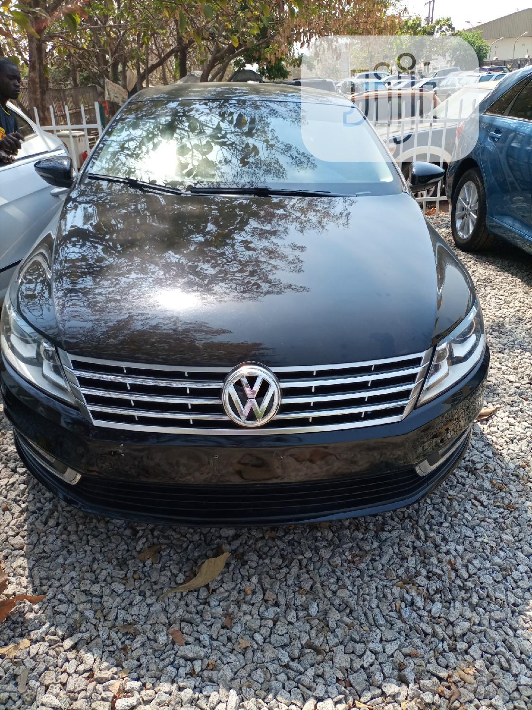 Volkswagen Passat 2012 Black In Garki 2 Cars Able God Autos Jiji Ng