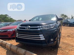 Toyota Highlander 2015 Black | Cars for sale in Abuja (FCT) State, Gwarinpa