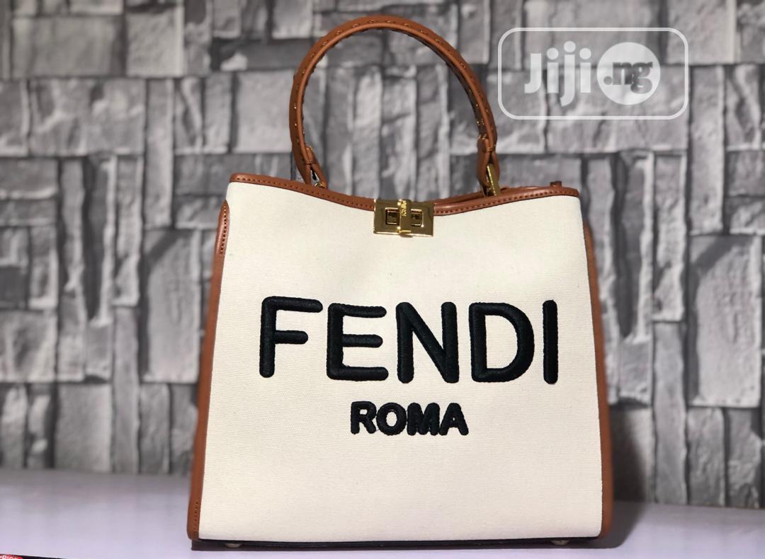 Fendi Roma Female Hand Bag
