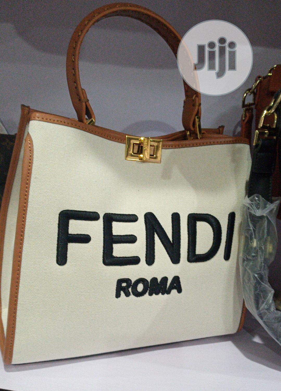 Fendi Roma Female Hand Bag | Bags for sale in Amuwo-Odofin, Lagos State, Nigeria