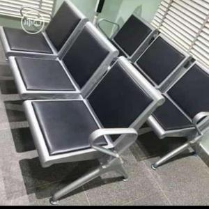 New Design 3in1 Waiting Room/ Airport Seat   Furniture for sale in Lagos State, Eko Atlantic