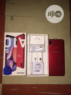 Samsung Galaxy A10s 32 GB Red | Mobile Phones for sale in Lagos State, Yaba
