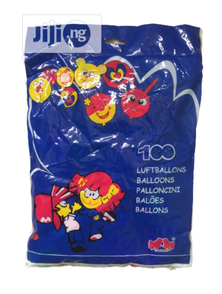 Multicolor Ballon By 100