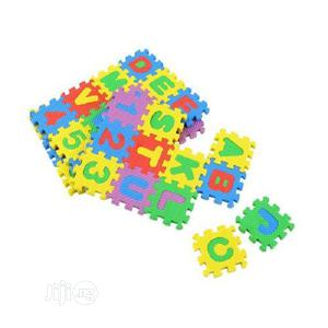 Puzzle Kid Educational Toy Foam Mat | Toys for sale in Lagos State, Ikorodu