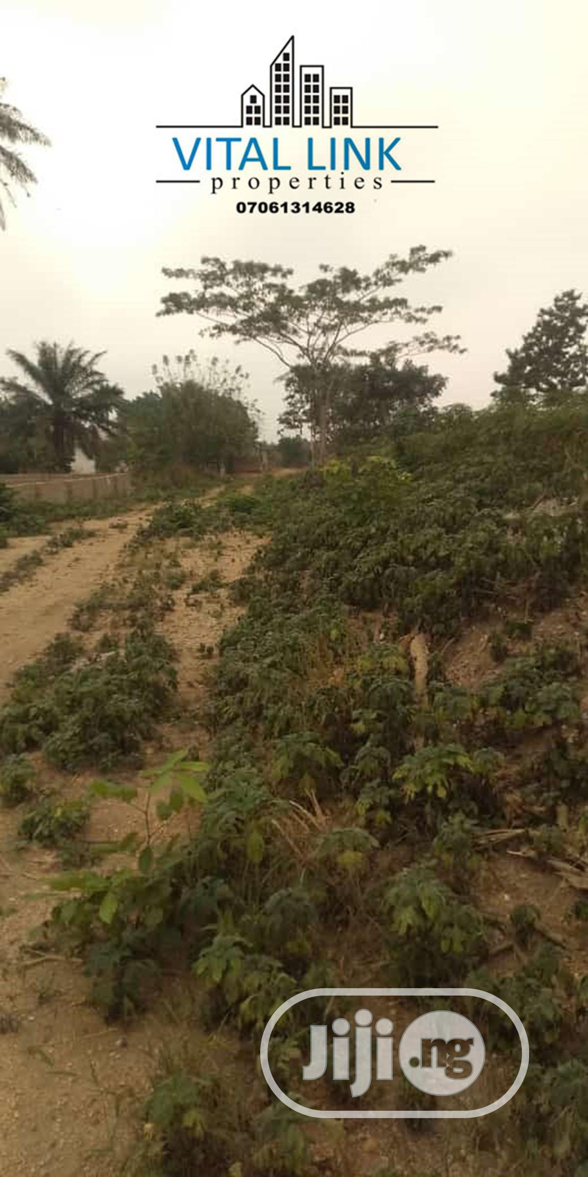 A Plot Of Land Is Available For Sale | Land & Plots For Sale for sale in Osogbo, Osun State, Nigeria
