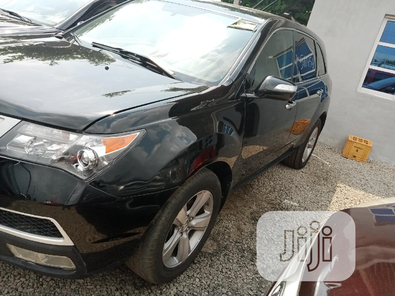 Acura MDX 2010 Black   Cars for sale in Amuwo-Odofin, Lagos State, Nigeria