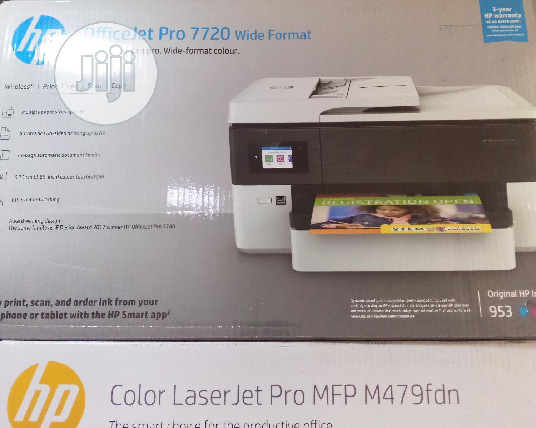 HP Officejet 7720 Printer