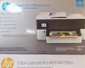 HP Officejet 7720 Printer   Printers & Scanners for sale in Lagos State, Ikeja