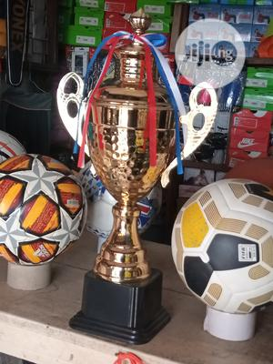 Trophy (Big) Cup Competition Trophies Cups. Gold Cups   Arts & Crafts for sale in Lagos State, Ojo