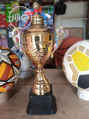 Competition Trophies/Cup. Small Gold Trophy. Different Sizes   Arts & Crafts for sale in Lagos State, Ojo