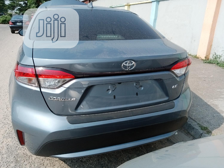Toyota Corolla 2019 LE (1.8L 4cyl 2A) Gray   Cars for sale in Amuwo-Odofin, Lagos State, Nigeria